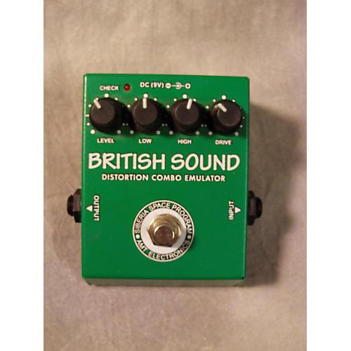 AMT Electronics British Sound Effect Pedal