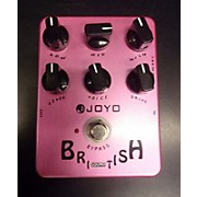 Joyo British Sound Effect Pedal