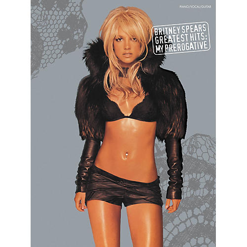 Hal Leonard Britney Spears Greatest Hits My Perogative Piano, Vocal, Guitar Songbook-thumbnail