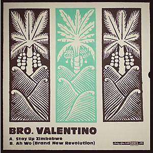 Bro. Valentino - Stay Up Zimbabwe by