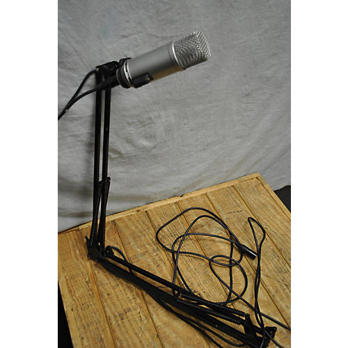 Rode Microphones Broadcaster With Boom Condenser Microphone