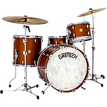 "Gretsch Drums Broadkaster Series 3- Piece Shell Pack with 22"" Bass Drum and Vintage Hardware"