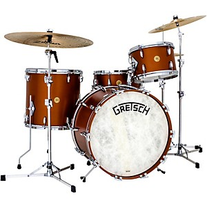 Gretsch Drums Broadkaster Series 3- Piece Shell Pack with 22 inch Bass Drum and...