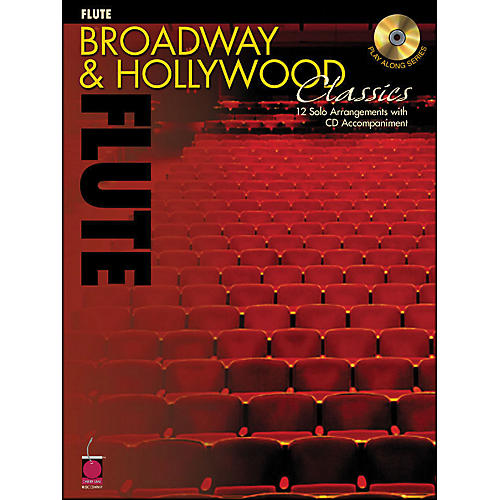 Cherry Lane Broadway And Hollywood Classics for Flute-thumbnail