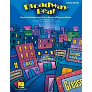 Hal Leonard Broadway Beat - Musical Highlights from Over a Century CD