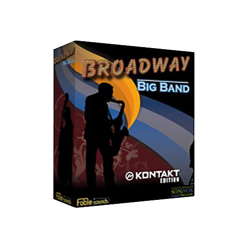 Fable Sounds Broadway Big Band Virtual Instrument KONTAKT Edition