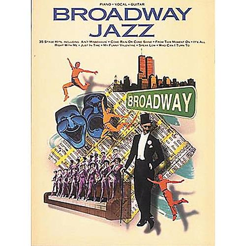 Hal Leonard Broadway Jazz Piano, Vocal, Guitar Songbook-thumbnail