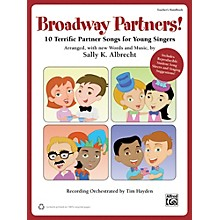 Alfred Broadway Partners! A Jolly Holiday Songbook (Book/CD)
