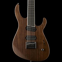 Caparison Guitars Brocken FX-WM 7-String Electric Guitar Natural