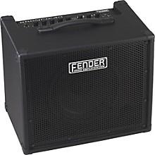 Fender Bronco 40 40W 1x10 Bass Combo Amp Level 1 Black