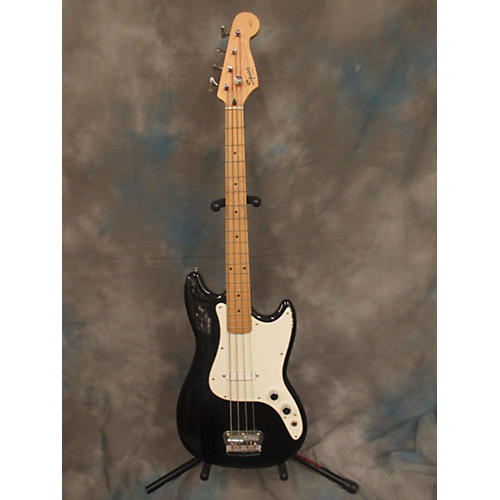 Squier Bronco Black Electric Bass Guitar