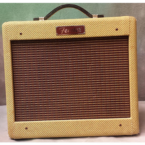 Fender Bronco PR258 40W 1x10 Made In USA Guitar Combo Amp