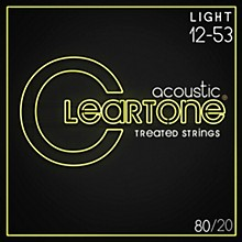 Cleartone Bronze Acoustic Guitar Strings