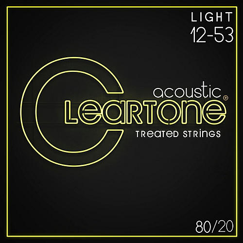 Cleartone Bronze Acoustic Guitar Strings-thumbnail