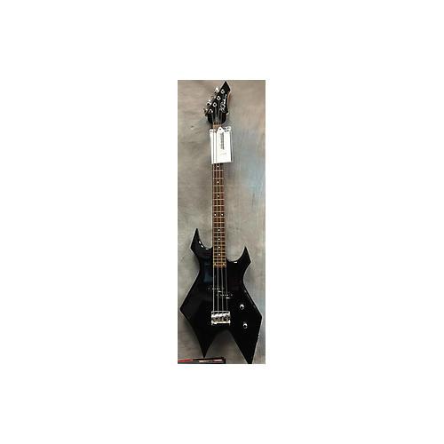 B.C. Rich Bronze Series Warlock Bass Electric Bass Guitar