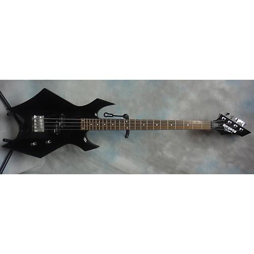 B.C. Rich Bronze Series Warlock Bass Electric Bass Guitar-thumbnail