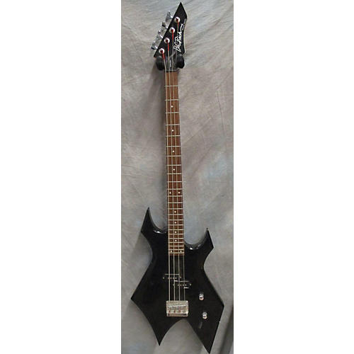 used b c rich bronze series warlock bass electric bass guitar guitar center. Black Bedroom Furniture Sets. Home Design Ideas
