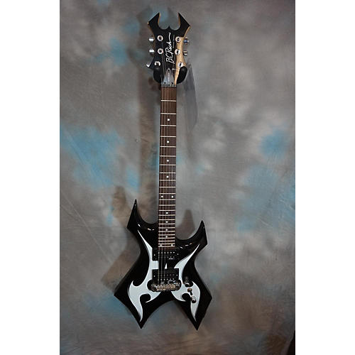B.C. Rich Bronze Series Warlock Solid Body Electric Guitar