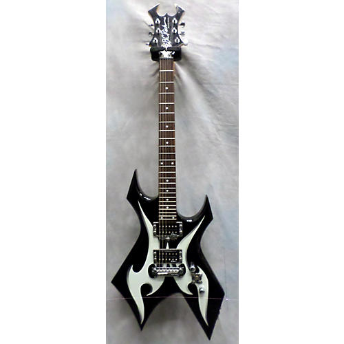 B.C. Rich Bronze Series Warlock Solid Body Electric Guitar-thumbnail