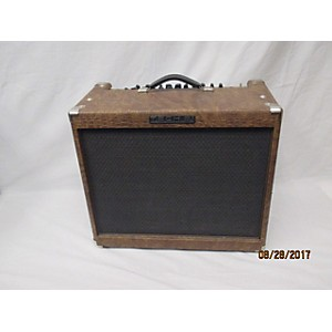 Pre-owned Tech 21 Bronzewood 60 Acoustic Guitar Combo Amp by Tech 21