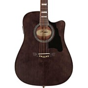 Brooklyn Dreadnought Cutaway Acoustic-Electric Guitar