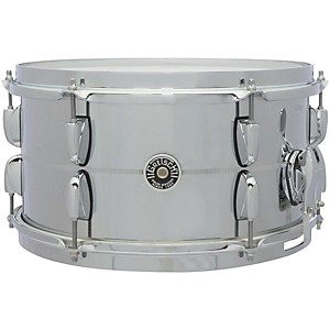 Gretsch Drums Brooklyn Series Steel Snare Drum by Gretsch Drums