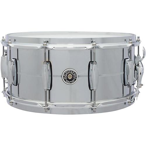 Gretsch Drums Brooklyn Series Steel Snare Drum-thumbnail