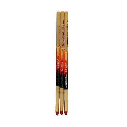 Zildjian Brooks Wackerman Signature Sticks with Tenacious D Logo (3 Pair)-thumbnail