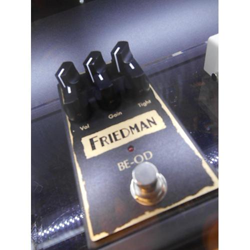 Friedman Brown Eye Effect Pedal-thumbnail