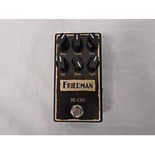 Friedman Brown Eye Overdrive Effect Pedal