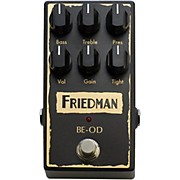 Friedman Brown Eye Overdrive Pedal