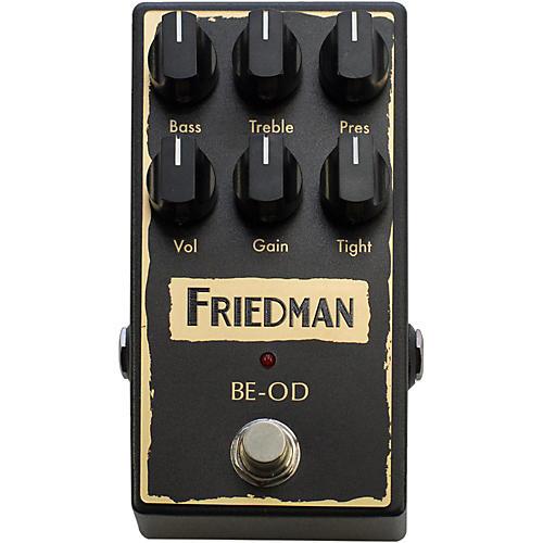 Friedman Brown Eye Overdrive Pedal-thumbnail