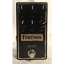 Friedman Browneye Overdrive Effect Pedal