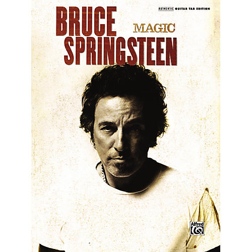 Alfred Bruce Springsteen - Magic Guitar Tab-thumbnail