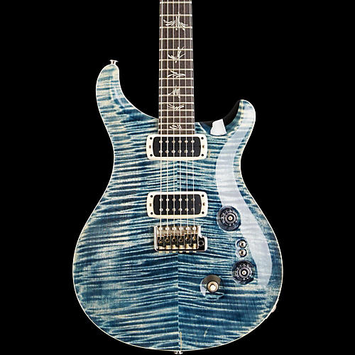 prs brushstroke 24 limited run brushstroke bird inlays electric guitar faded whale blue guitar. Black Bedroom Furniture Sets. Home Design Ideas