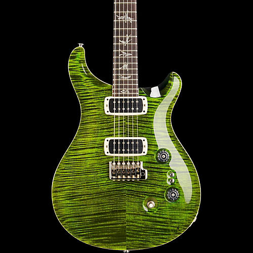 PRS Brushstroke 24 Limited Run Brushstroke Bird Inlays Electric Guitar Jade