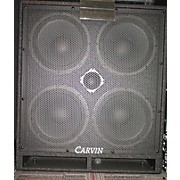 Carvin Brx10.4 Bass Cabinet