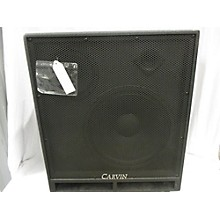 Carvin Brx15.3 Bass Cabinet