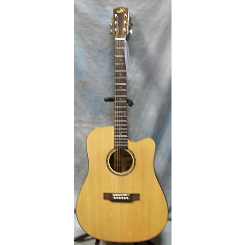 Bedell Bsdce18gt Acoustic Electric Guitar