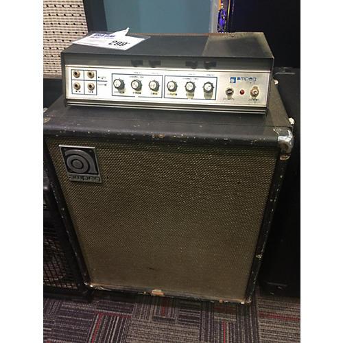 Ampeg Bt-15 Tube Bass Combo Amp