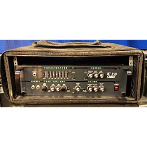 Pre-owned Crate Bt 350 Bass Amp Head