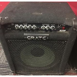 Pre-owned Crate Bt1000 Bass Combo Amp