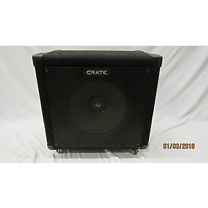 Pre-owned Crate Bt115e Bass Cabinet