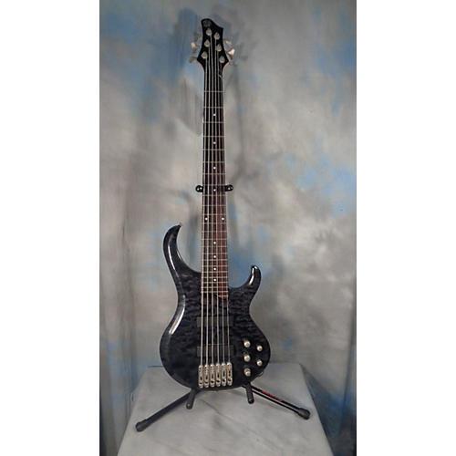 used ibanez btb406qm 6 string electric bass guitar guitar center. Black Bedroom Furniture Sets. Home Design Ideas
