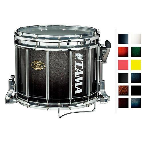 Tama Marching Bubinga/ Birch Snare Drum Molten Caramel Fade 12x14