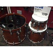 Natal Drums Bubinga Traditional Shell Kit Drum Kit