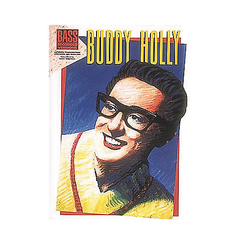 Hal Leonard Buddy Holly Bass Tab Book-thumbnail