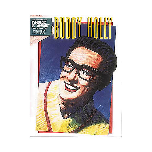 Hal Leonard Buddy Holly*