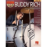 Hal Leonard Buddy Rich - Drum Play-Along Volume 35 Book/Audio Online