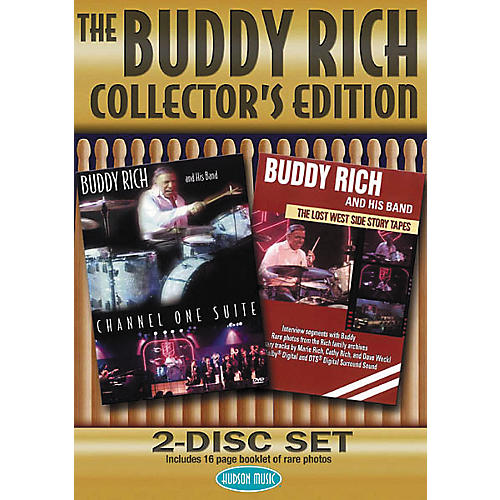 Hudson Music Buddy Rich Collector's Edition (2 DVD)